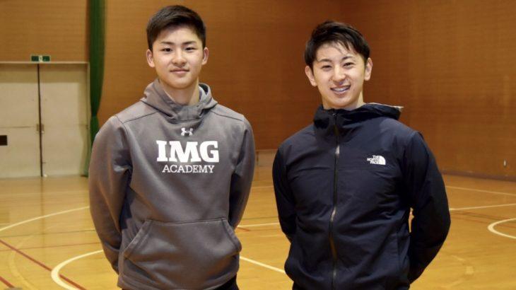 NBA選手になる。~福島から始まるストーリー~
